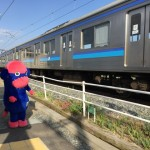 SENSEKI TRAIN FES 陸前小野駅会場 おのくんプロジェクト